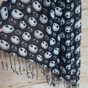 Nightmare b4 Xmas scarf